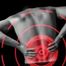 Slipped disc pain